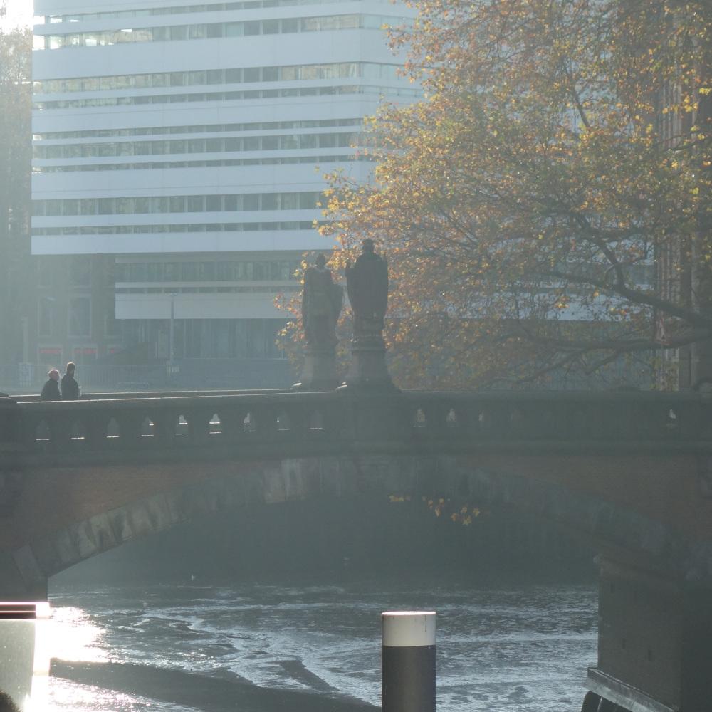 Nikolaifleet und Trostbrücke